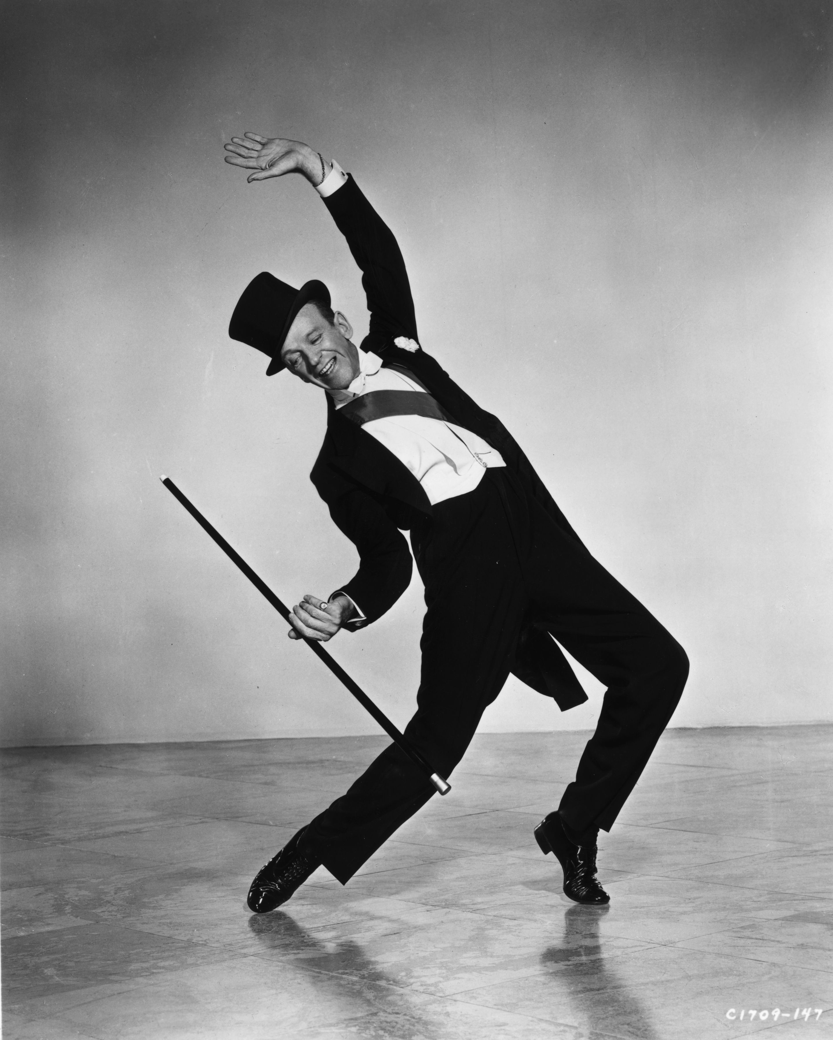 Fred Astaire, Actor/Dancer. Omaha, NE.