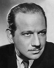 Melvyn Douglas, Actor, Multiple Award Winner, Lincoln, NE.